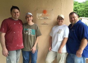 The Davis and Culver Team from McKinley, Texas who helped us greatly this Spring!