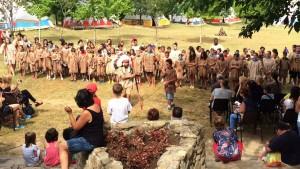 Three weeks of American Indian Camp!