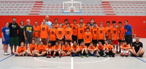 Basketball Day Camp